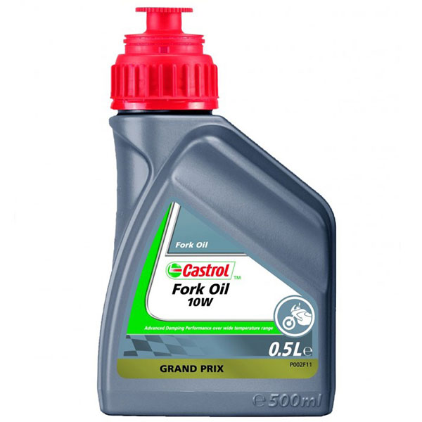 Масло за предница Castrol Fork Oil 500ml 10W 15W - минерално