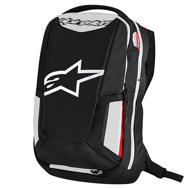 Раница Alpinestars City Hunter - Black White
