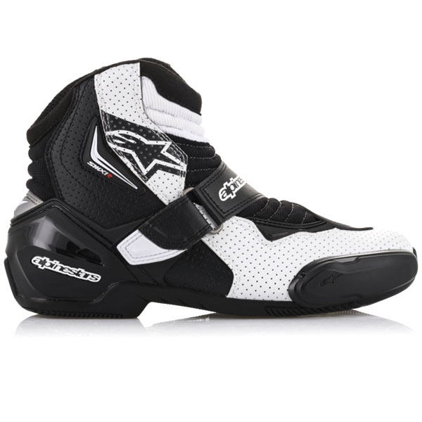Alpinestars SMX 1 R boots Black White