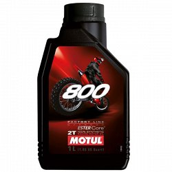 2T Motul 800 Factory Line Off Road масло за мотокрос – 1L