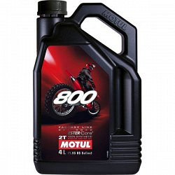 2T Motul 800 Factory Line Off Road  масло за мотокрос – 4L