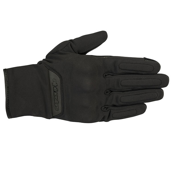 Alpinestars C-1 V2 Windstopper GORETEX ръкавици - Черни