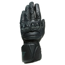 Dainese Impeto Leather Gloves - Black