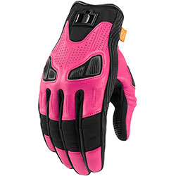 Icon Automag lady gloves - Pink
