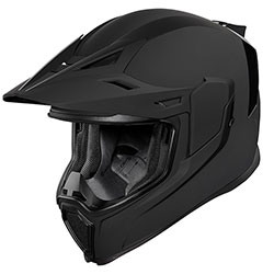 Каска ICON AirFlite Moto Black