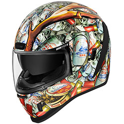 ICON Airform Helmet Buck Fever White