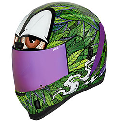 ICON AirForm Ritemind Helmet - Green