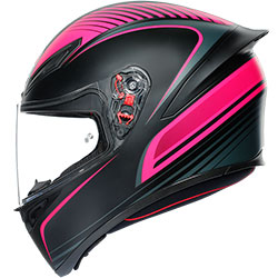 Каска AGV K1 WarmUp Pink Matt