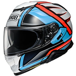 Shoei GT-Air 2  Haste TC-2 helmet