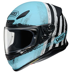 Shoei NXR Shorebreak TC-2 helmet