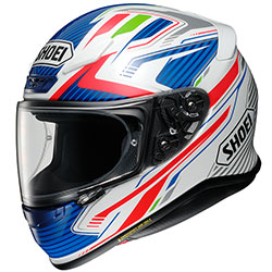 Shoei NXR Stab TC-2 helmet
