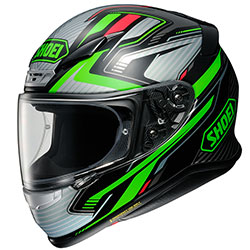 Shoei NXR Stab TC-4 helmet