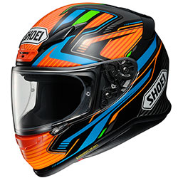 Shoei NXR Stab TC-8 helmet