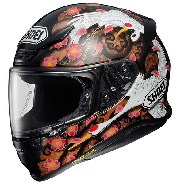 Каска Shoei NXR Transcend TC-10
