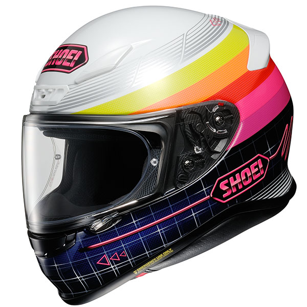 Каска Shoei NXR Zork TC-7