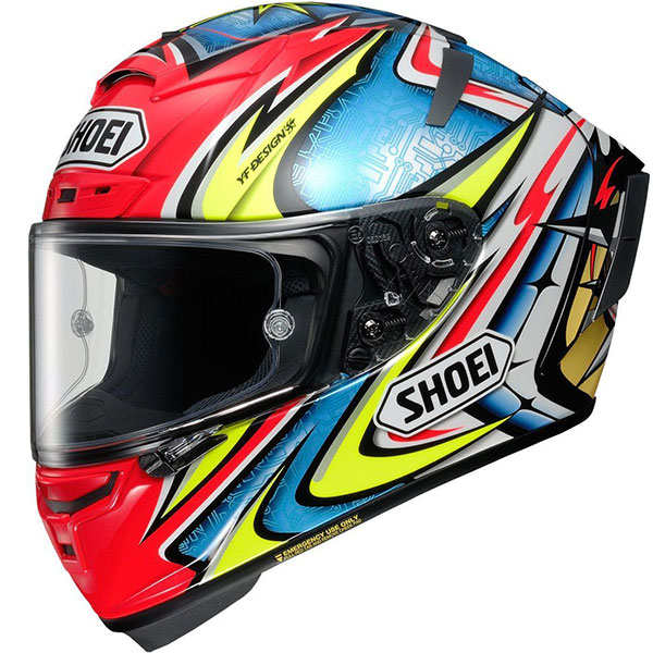 Каска Shoei X-Spirit III Daijiro TC-1