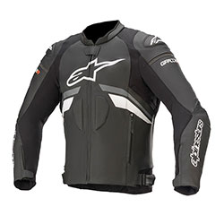 Яке Alpinestars GP Plus R V3 - Черно Бяло