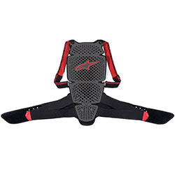 Alpinestars Nucleon KR-CELL протектор за гръб