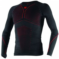 Dainese D Core Thermo Tee Black Red